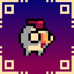 Aggressive Bird