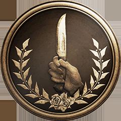 A cuchillo