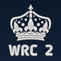 WRC 2-Fahrer