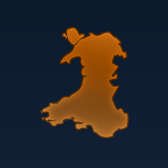 Sieger in Wales