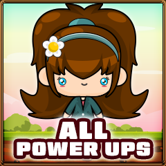 All power ups collected
