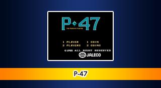 Arcade Archives P-47 achievements