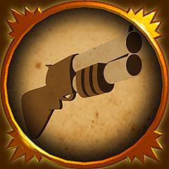 2 armas totalmente mejoradas