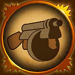 3 armas totalmente mejoradas