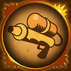 5 armas totalmente mejoradas