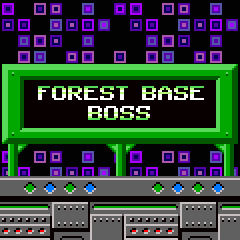 FOREST BASE BOSS