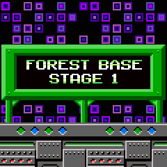FOREST BASE AREA 1