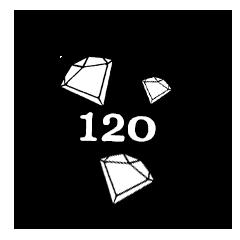 Fragmentos de luz x120