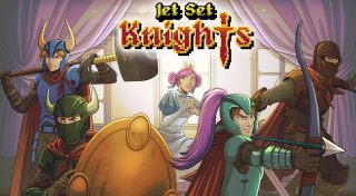 Jet Set Knights achievements