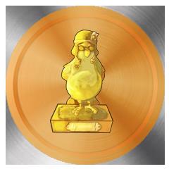 Galardones de oro x3