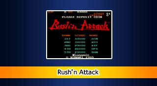 Arcade Archives Rush'n Attack achievements