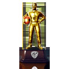 Gran Turismo Platinum Trophy