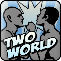 Fate of Two Worlds