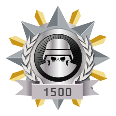 Fight To The Last - Kill 1500 Helghast