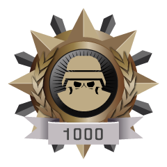 Now It's Personal - Kill 1000 Helghast