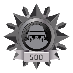 Evening The Odds - Kill 500 Helghast