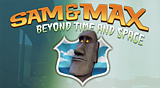 Sam & Max - Beyond Time & Space: Episode 2 - Moai Better Blues