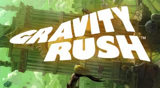 GRAVITY RUSH™/重力異想世界