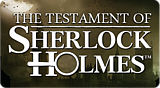 The testament of Sherlock Holmes Trophy set