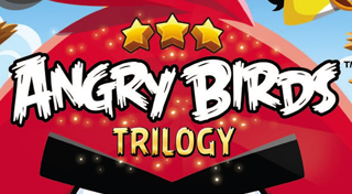 Трофеи игры Angry Birds Trilogy (PS Vita)