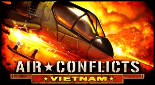Трофеи игры Air Conflicts: Vietnam