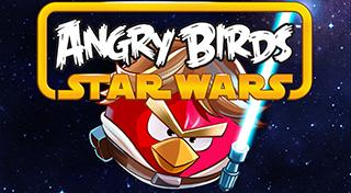 Трофеи игры Angry Birds Star Wars