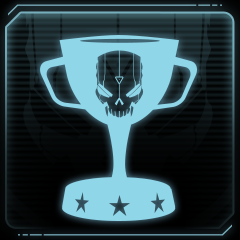 Трофей Mission Accomplished