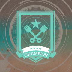 Photo-Finish Champion