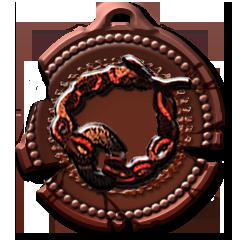 Трофей Получение ловкости