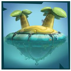 Bouncing Island