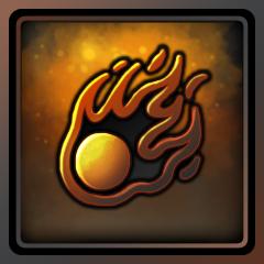 Трофей Firestarter