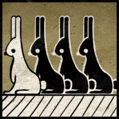 Трофей ウサギ社会
