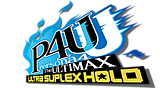 Persona4 the ULTIMAX Ultra Suplex Hold 奖盃