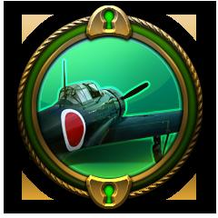 Трофей A6M Zero Warrior