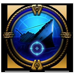 Трофей Ship Sinker