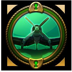 Трофей F4U Corsair Warrior