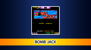 Трофеи игры Arcade Archives: Bomb Jack