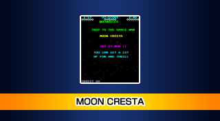Трофеи игры Arcade Archives: Moon Cresta