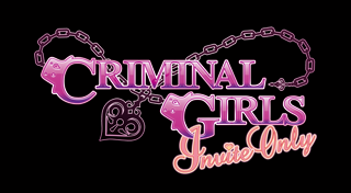 Criminal Girls: Invite Only Trophy Set