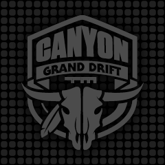 Canyon Black clear