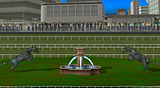 Horse Racing Trophy Set