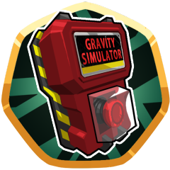 The Gravity Simulation Switch