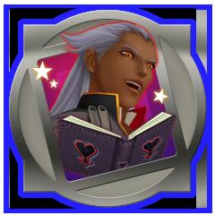Character Professor Riku