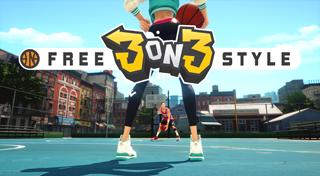 3对3 街头篮球