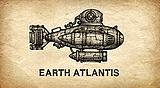 Earth Atlantis Trophy Set