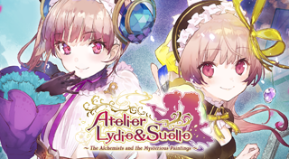 Atelier Lydie & Suelle ~The Alchemists and the Mysterious Paintings~