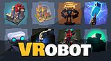 VRobot trophy set