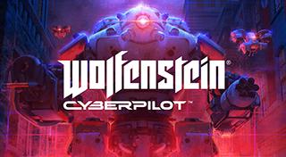 Трофеи игры Wolfenstein: Cyberpilot