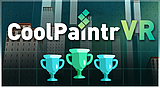 CoolPaintr Trophies